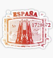 España Sticker