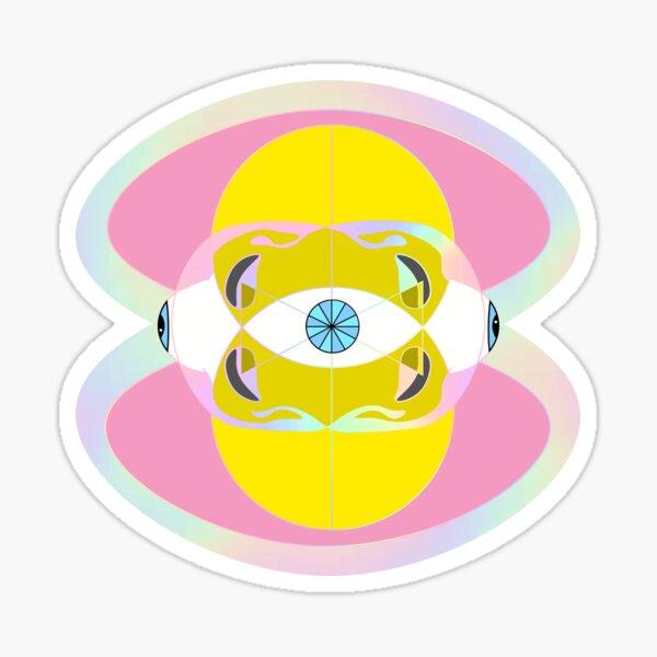 Eye of Wisdom Sticker