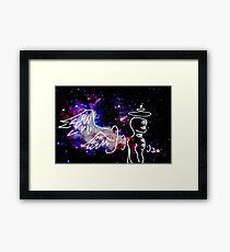 Eldritch Angel Framed Print