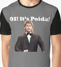 Oi It's Poida Graphic T-Shirt