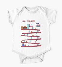 Donkey Kong Arcade Kids Clothes