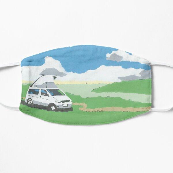 Mazda Bongo Friendee Camper van Collage picture Flat Mask