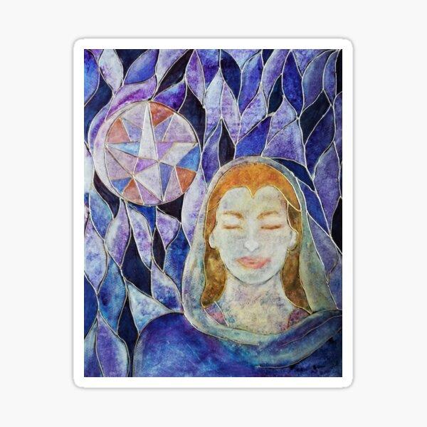 Lady Portia, ascended master Sticker