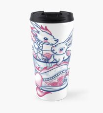 The Dragon and the Rabbit Travel Mug
