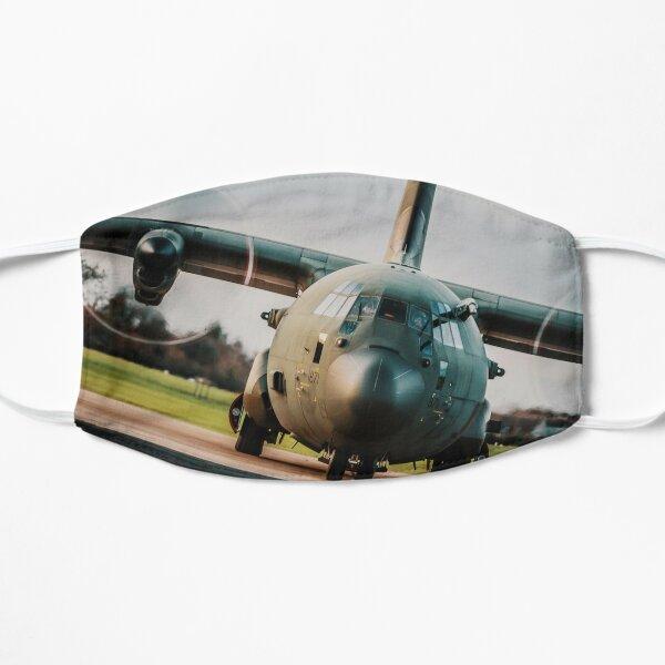 C-130J Hercules / Lockheed Martin / Aviation / Print Photo Art Flat Mask