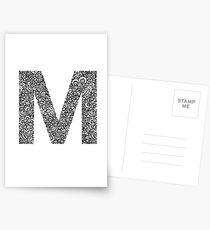 M Postkarten