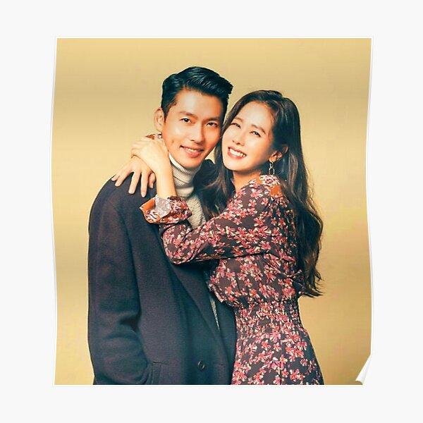 Hyun Bin & Son Ye Jin Couple Poster