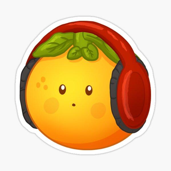 Beeps Headphones Sticker