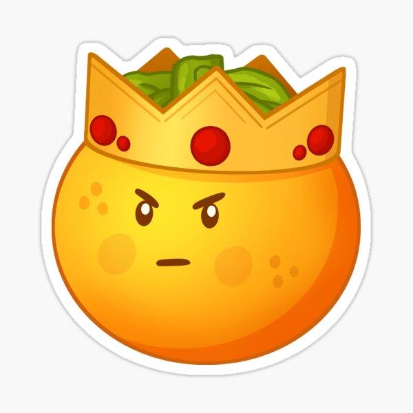 Beeps Crown Sticker