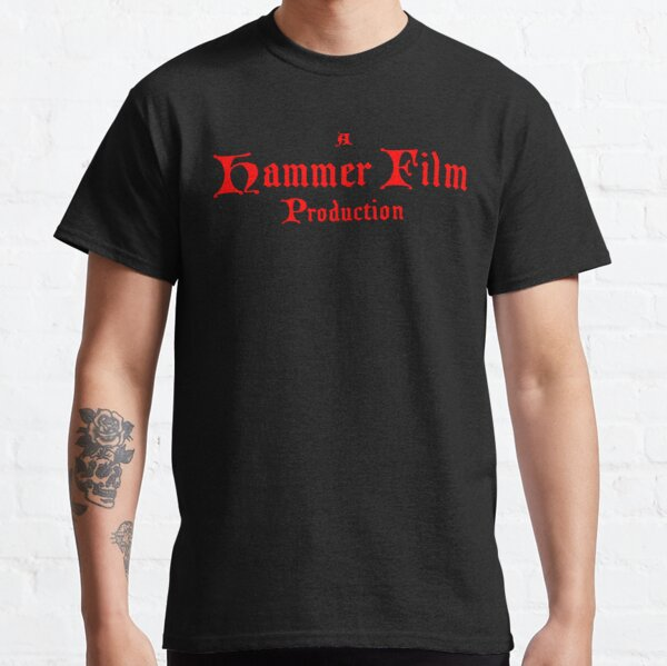 Hammer Film Production: Horror of Dracula Classic T-Shirt