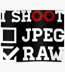 I Shoot? - Photography Poster