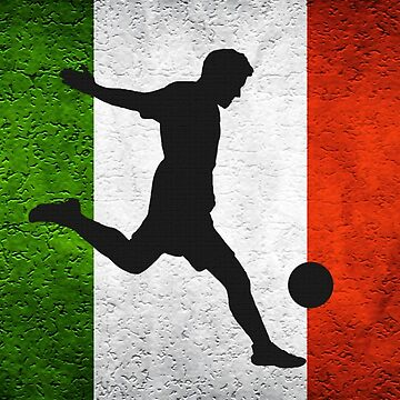 Italian Soccer by freestyleINK