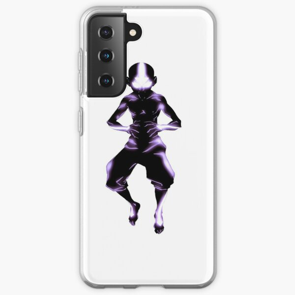 Aang Avatar State Samsung Galaxy Soft Case