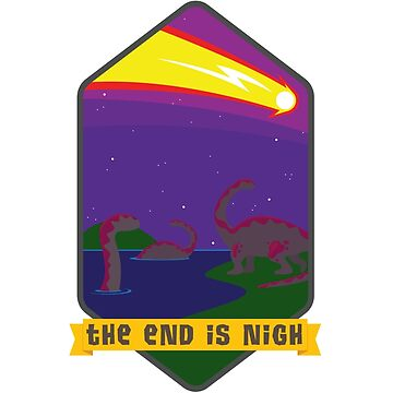 The End is Nigh by ScarsdalePunk