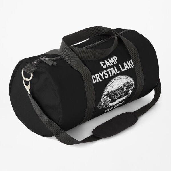 Camp crystal lake - Friday the 13th Duffle Bag