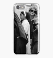 Making Love to the Camera iPhone Case/Skin