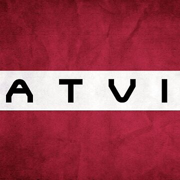Latvian Pride T Shirt by freestyleINK