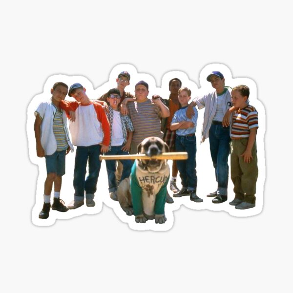 the sandlot  Sticker