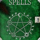 Spellbook Green by TadPatterson
