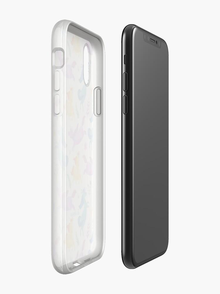 Alternate view of Unicorn Dreams iPhone Case & Cover