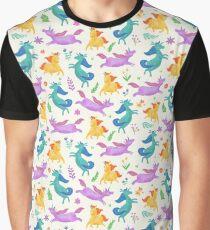 Unicorn Dreams Graphic T-Shirt