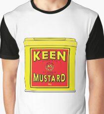 As Keen As Mustard Graphic T-Shirt