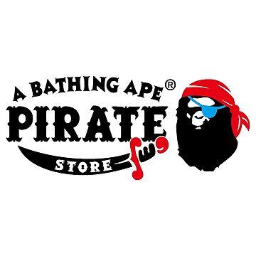 London Pirate Store by ArtNacha
