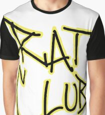 Rat Club Graphic T-Shirt