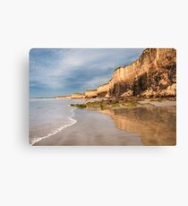 Demons Bluff,Anglesea,Great Ocean Road.  Canvas Print