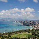 Waikiki, Hawaii by Jeff Reynolds Photography