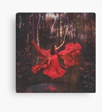 Blood Sacrifice Canvas Print
