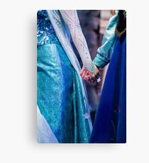 An Act of True Love Canvas Print