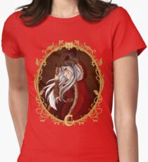 SDCC Cerise Wolf Fitted T-Shirt