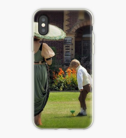 Game of Graces iPhone Case