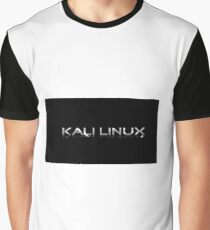 Kali Linux Faded No Dragon Graphic T-Shirt