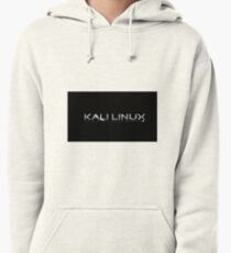 Kali Linux Faded No Dragon Pullover Hoodie