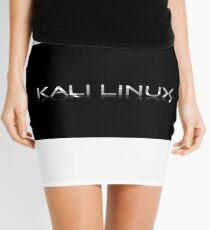 Kali Linux Faded No Dragon Mini Skirt