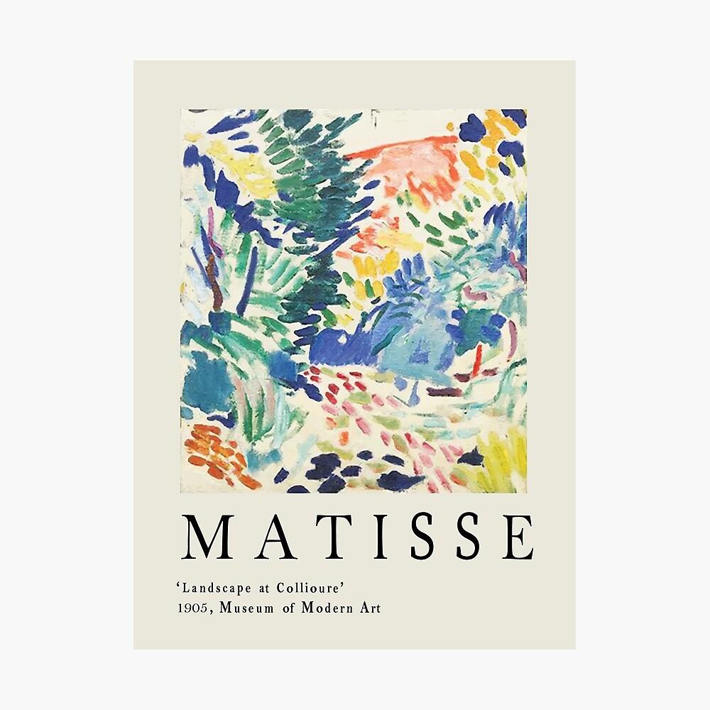 Matisse Druck, Ausstellung Wandkunst, Matisse inspirierte Kunst ...