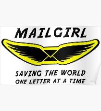 Mailgirl Poster