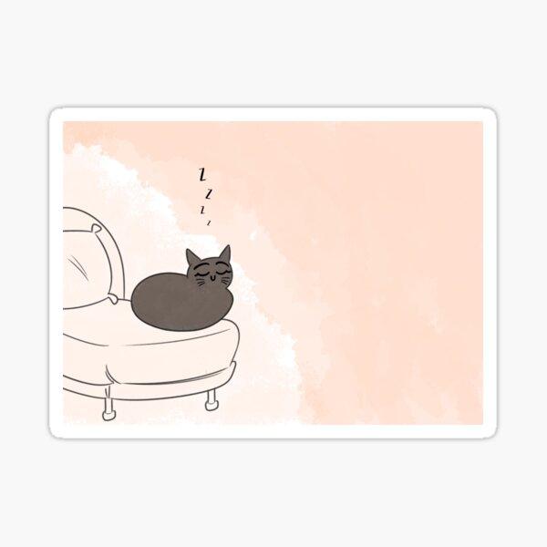 Cozy Sticker