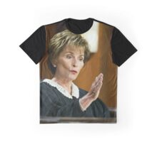 Judge Judy is Awesome 2.0 Graphic T-Shirt