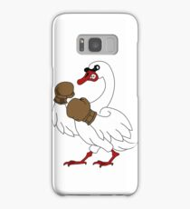 The Boxing White Swan of Melbourne Samsung Galaxy Case/Skin