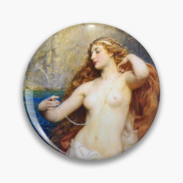 The Pearls Of Aphrodite – (Herbert James Draper)  Герберт Дрейпер - Жемчуг Афродиты Pin