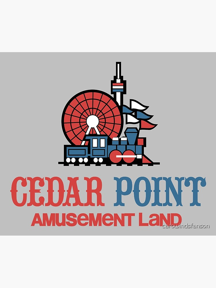CP Amusement Land Design by carowindsfanson