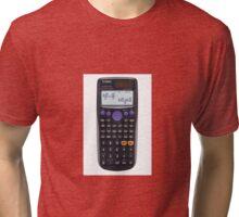 Casio Merchandise Tri-blend T-Shirt