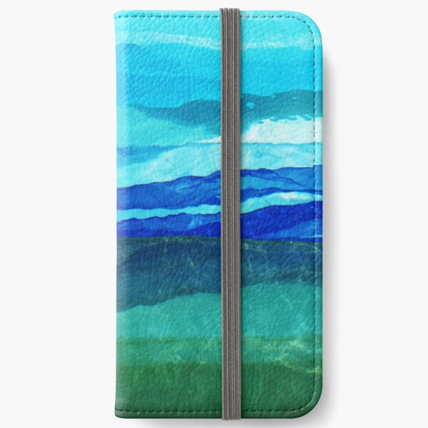 Luscious Landscape iPhone Wallet