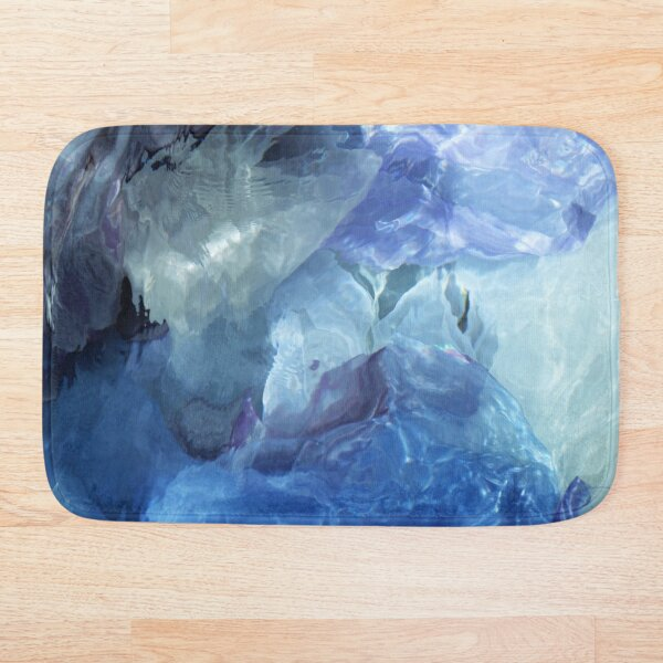 Angel Fish Bath Mat