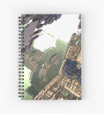 box kite Spiral Notebook