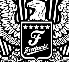 Freebandz - Future - Black Sticker