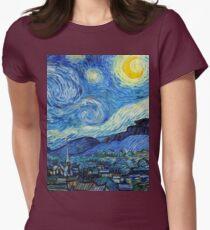 1889-Vincent van Gogh-The Starry Night-73x92 T-Shirt